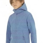 B+C Hooded Softshell Kinder