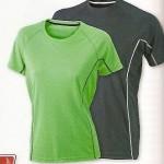 JN421,422 Running Reflex Shirt