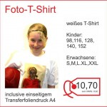 Foto T-.Shirt