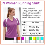 JN Women Running Shirt