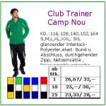 club trainer camp nou